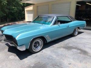 1967 Buick Skylark – $29,900