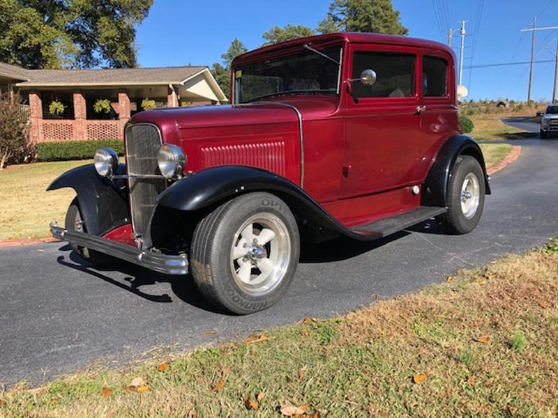 114-1931 Ford Victoria Street Rod