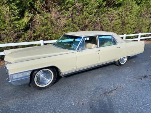 1965 Cadillac Fleetwood  $25,900