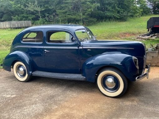 1940 Ford Standard Tudor Sedan  $18,900