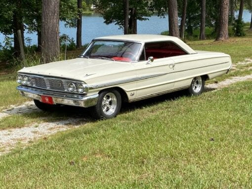1964 Ford Galaxie 500 Fastback  $28,900