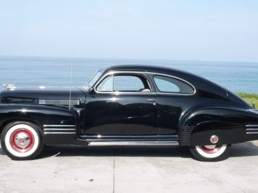 1941 Cadillac Series 61 Sedanette 5-Passenger Coupe  $38,900