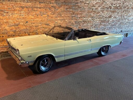 1967 Ford Fairlane 390 Convertible  $24,900